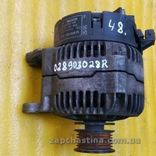 Б/у генератор 028903028R VW Golf III Variant (1H) 1.9 SDI POLO