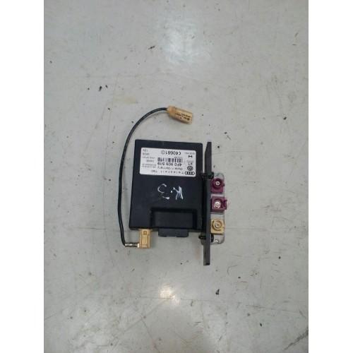 Блок управления автономным отопителем с усилителем антенны AUDI A6, 1K0963585, 4F0909509