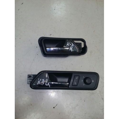 Ручка внутренняя двери передней правая VW Caddy 3, 1T0837198A