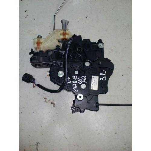 Замок двери (механизм) боковой правой электро, VW Caddy 3, 2K0843654AQ