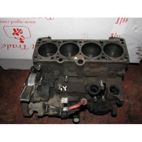 Блок цилиндров двигателя 1Y 1.9D VW Golf Caddy Passat коленвал поршни