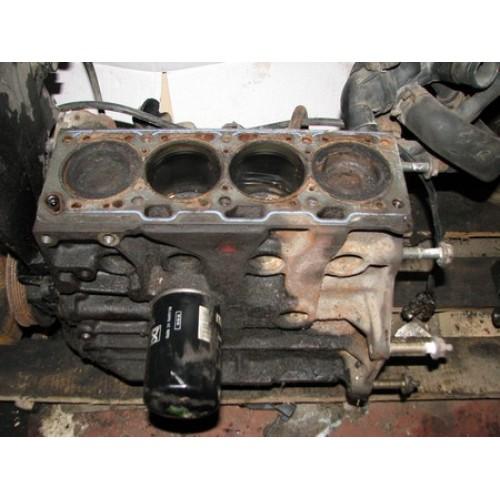 Блок цилиндров двигателя 1.4MI ABD Volkswagen Golf 3 Vento Cordoba Ibiza
