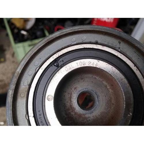 Ролик обводной ремня ГРМ 03L109244 Audi VW Skoda Seat