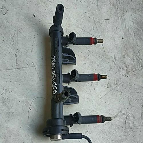 Топливная рейка Skoda Fabia, VW Polo 3, 1.2i, 03D133319C
