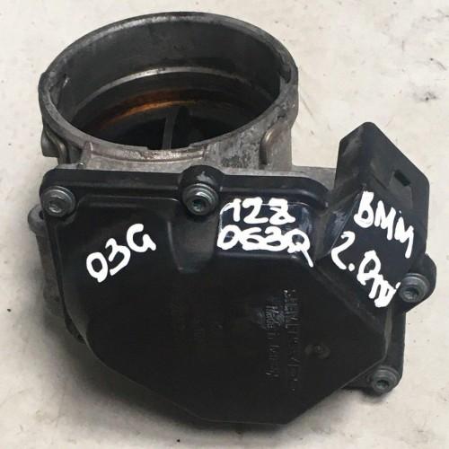 Дроссельная заслонка Seat Altea, 2.0TDi, BMM, 03G128063Q
