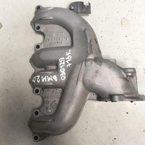Коллектор выпускной Seat Altea, 2.0TDi, BMM, 03G129713K