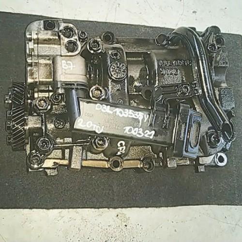 Насос масляный VW Passat B7, Golf 6, 2.0TDi, CFF/CFG, 03L103535V