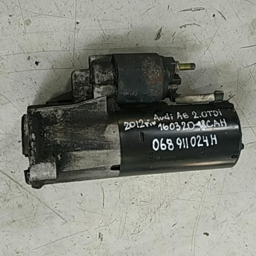 Стартер Audi A6, 2.0TDi, CAH, 068911024H