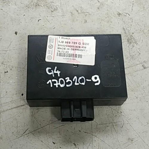 Блок комфорта VW Golf 4, Bora, 1J0959799Q