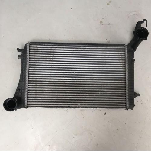 Радиатор интеркуллера  VW Caddy 3, 1.9TDi, BLS, 1K0145803F
