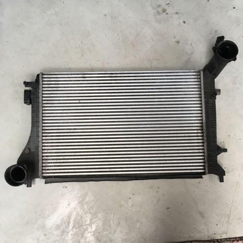 Радиатор интеркуллера VW Caddy 3, 1.9TDi, BLS, 1K0145803J