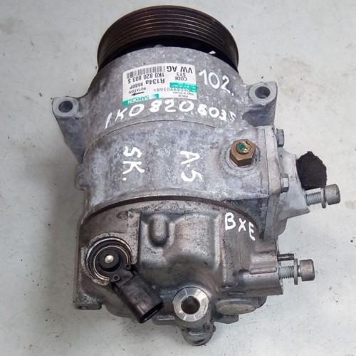 Компрессор кондиционера VW Passat B6, Skoda Octavia A5, 1.9TDi, 1K0820803S