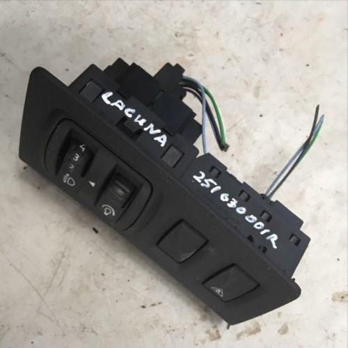 Блок управления освещением Renault Laguna, (2010), 2.0DCi, 251630001R