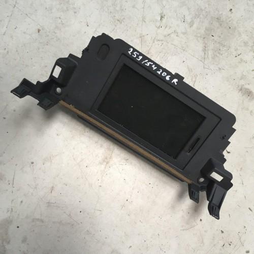 Дисплей Renault Laguna, (2010), 2.0DCi, 259154206R