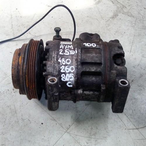 Компрессор кондиционера VW Passat B5, Audi A4, A6 C5, 2.5TDi, 4B0260805C