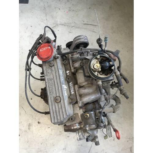 Двигатель мотор двигун 781.136B Skoda Felicia, 1.3Mi