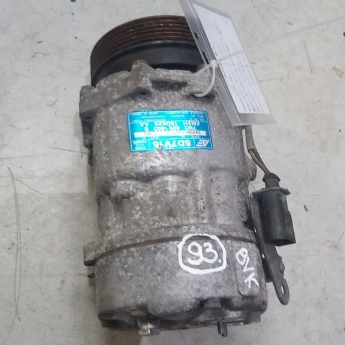 Компрессор кондиционера VW Sharan, Ford Galaxy, (2005-2010), 2.0TDi, BRT, 7M3820803B