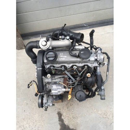 Двигатель  ALH 1.9TDi VW Golf 4, Bora, Skoda Octavia, Seat Cordoba Ibiza, Audi A3