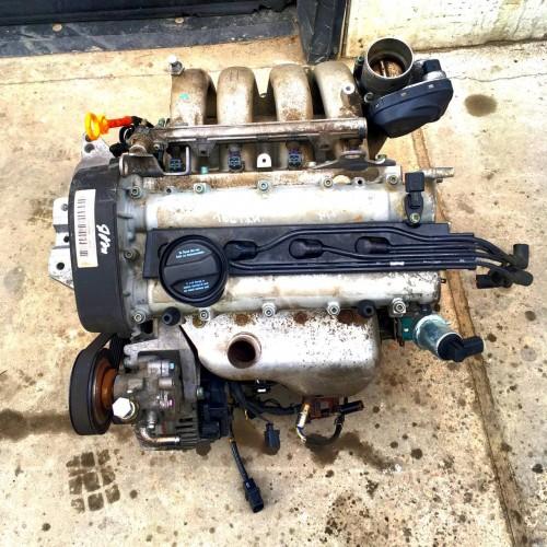 Двигатель AUS 1.6i VW Golf 4, Bora, Seat Toledo , Leon