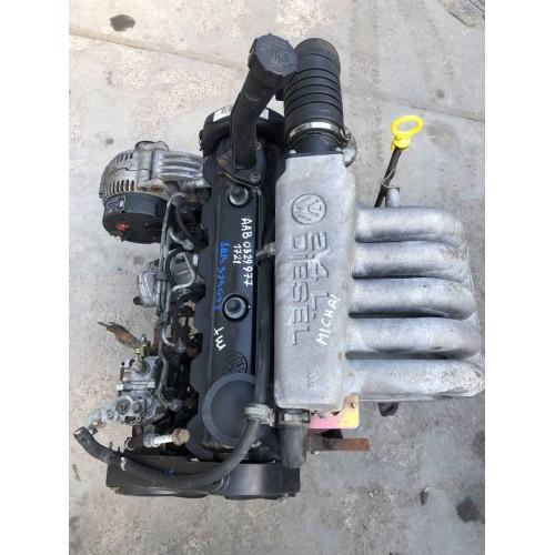 Двигатель AAB 2.4D VW Transporter