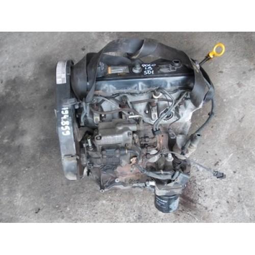 Двигатель AGD 1.9 SDI VW Polo 1996-2001