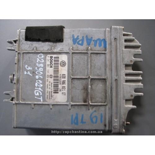 Блок управления двигателем 1.9TDI, VW Sharan, Ford Galaxy, Seat Alhabra, 028906021GT