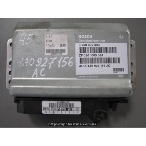 Блок управления АКПП Audi A6, 4a0927156ac