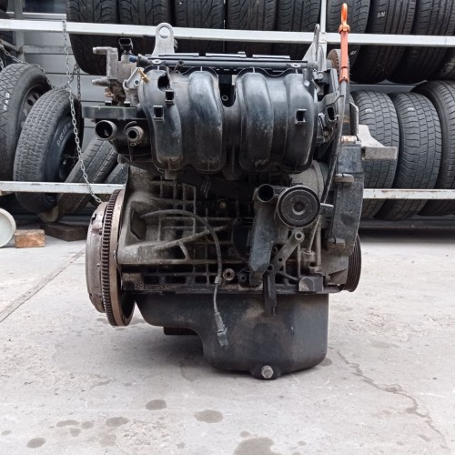 Двигатель мотор двигун BBY VW Polo , Lupo , Skoda Fabia, Seat Ibiza, 1.4i, 55kW