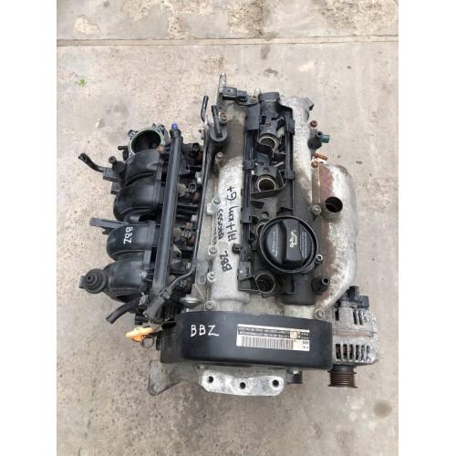 Двигател , мотор , Двигун BBZ 1.4 16V VW Polo , Seat Cordoba , Ibiza , Skoda Fabia