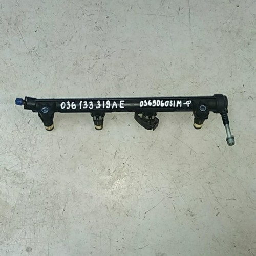 Топливная рейка Skoda Fabia, VW Polo, 1.4i, 16V, BBY, 036133319AE