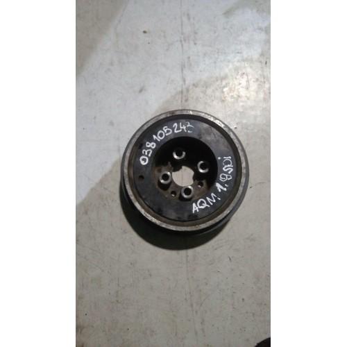 Шкив коленвала Seat Alhambra, (2000-2010), 1.9TDi, 038105343