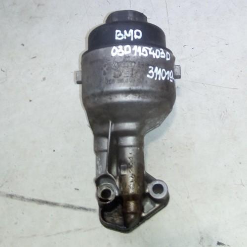 Корпус масляного фильтра Skoda Fabia, 1.2i, BUD, 03D115403