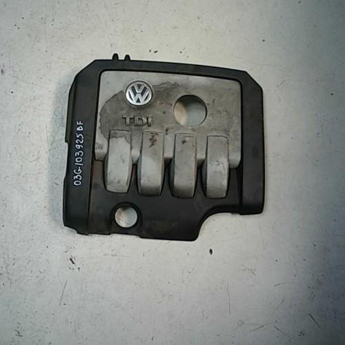 Декоративная крышка двигателя VW Golf 5, Passat B6, Seat Leon, 2.0TDi, BKD, BKP, 03G103925bf