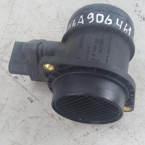 Расходомер воздуха VW Golf 4, Skoda Octavia, 1.9TDi, 06A906461