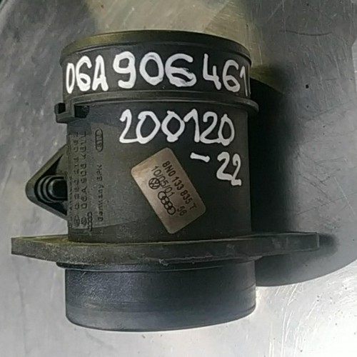 Расходомер воздуха VW Golf 4, Bora, 1.8T, 06A906461L