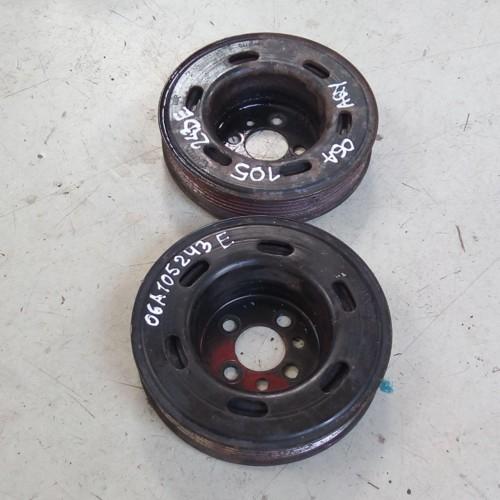 Шкив коленвала 1.8, 2.0, VW Sharan, VW Bora, 06A105243E