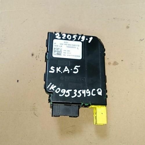 Блок управления подрулевым переключателем Skoda Octavia A5, 1K0953549CQ