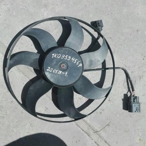 Вентилятор радиатора Skoda Octavia A5, Golf 5, 1K0959455P
