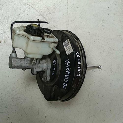 Вакуумная тарелка тормозов Skoda Octavia A5, 1K1614105BH