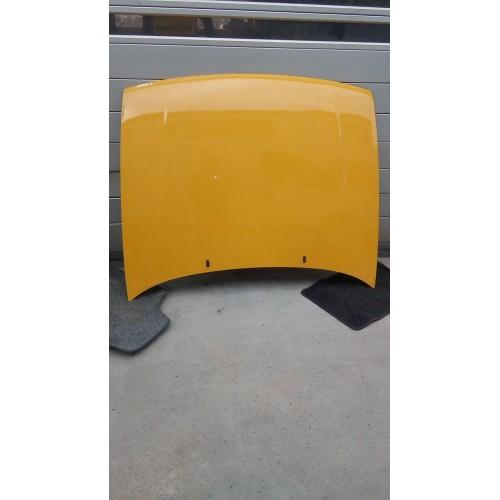 Капот VW Caddy 2, желтый