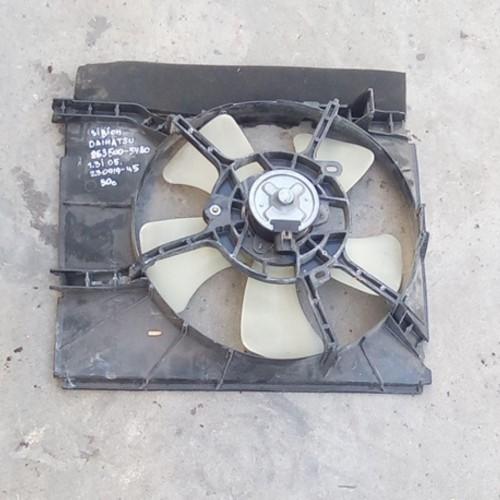 Вентилятор радиатора Daihatsu Sirion, 1.3i, 263500-5480