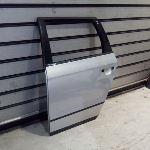 Дверь задняя (L) VW Passat B6, variant, серая