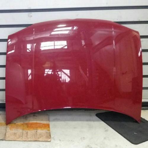 Капот VW Golf 4, красный