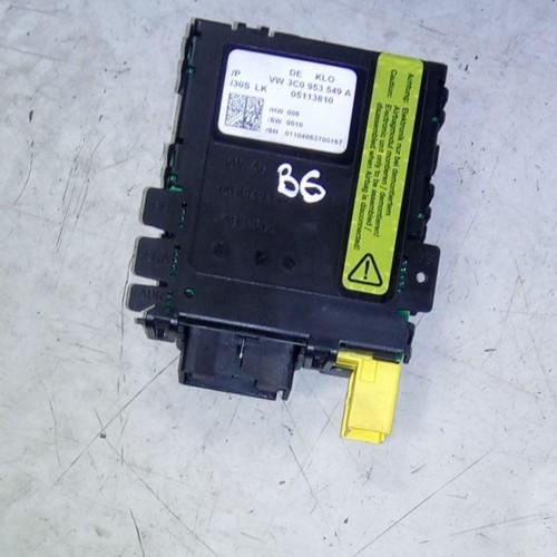 Блок управления подрулевым переключателем VW Passat B6, 3C0953549A