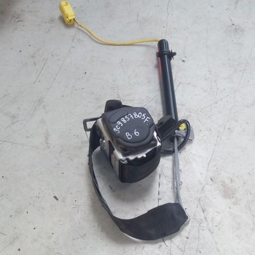 Ремень безопасности задний (L) VW Passat B6, 3C9857805F