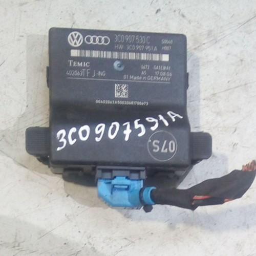 Блок управления Gateway, VW Passat B6, (2005-2010), 2.0TDi, 3C0907530C