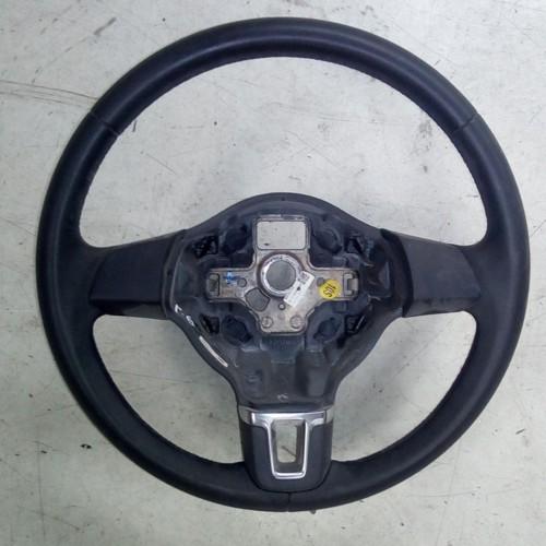 Руль кожаный VW Golf 6, 5K0419091j