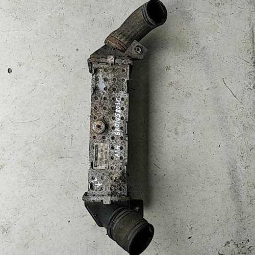 Радиатор интеркуллера VW Caddy 2, (2003), 1.9TDi, ALH, 6K0145803C