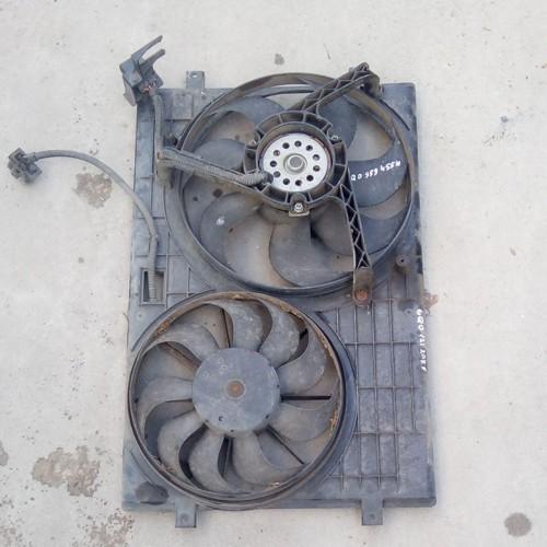 Диффузор вентиляторов Skoda Fabia, 1.2i, 1.4i, 6Q0121207F