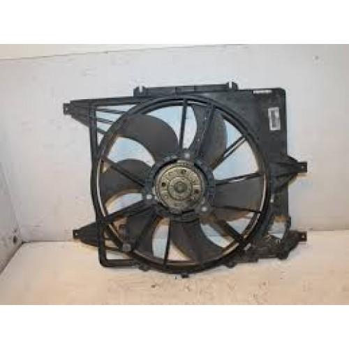 Вентилятор радиатора Renault Clio, 7700428659